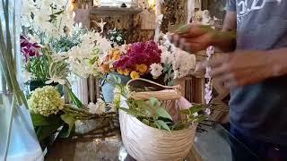 Fresh flower Creation