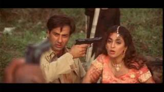 Repeat youtube video Arjun Pandit - Part 3/14 - Sunny Deol & Juhi Chawla - Bollywood Movie