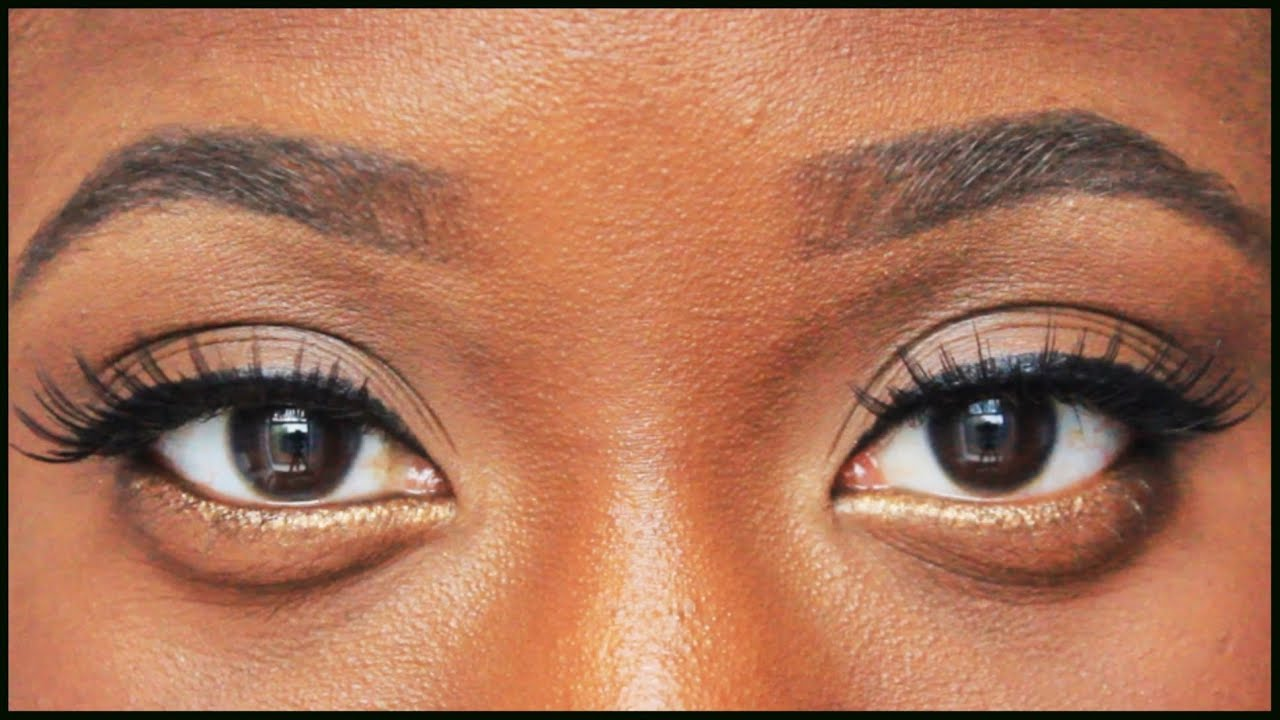 How to: Apply & Remove False Eyelashes Like A Pro! | JASMINE ROSE ...