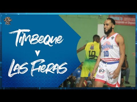 SEMI FINAL | LAS FIERAS Vs TIMBEQUE | 19.12.19 | #SOGABALONCESTO