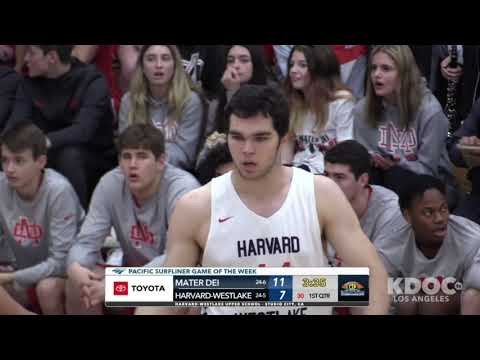 Mater Dei vs Harvard Westlake Full Game