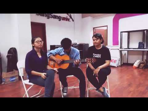 "MIRROR (Justin Timberlake ) COVER GROUP VOCAL ""YRC"""