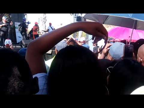 University of Limpopo live perfomance By Kwesta