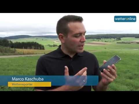 wetteronline.de:  Wetterreporter: Wie kommt der Blitz in die App?