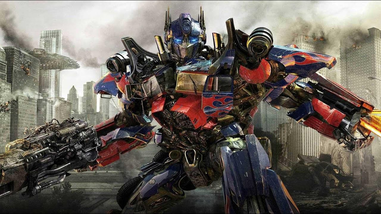 Transformers Alle Teile