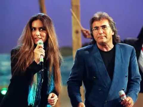Albano E Romina Power Cantano De André Andrea Youtube