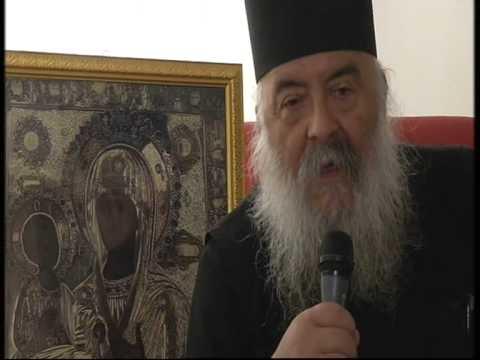 Γέρων Μεθόδιος συνέντευξη ,Ιερά Μονή Εσφιγμένου - YouTube