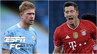 Man City vs. Bayern Munich: Who wins the UCL final if it were tomorrow? | ESPN FC Extra Time