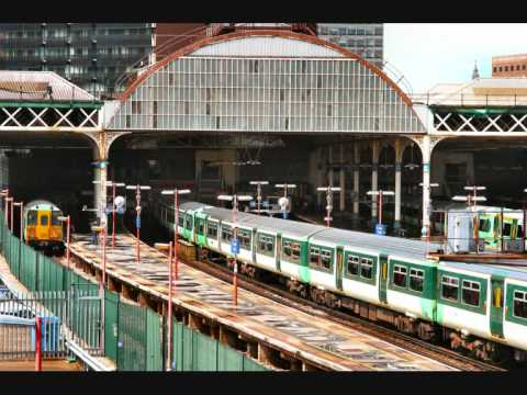 The Ogdens - Train to London Bridge