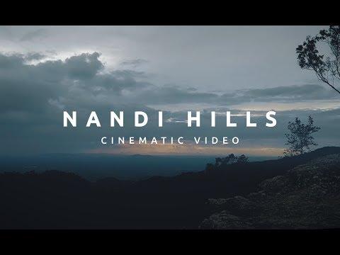 Nandi Hills Bangalore Cinematic Travel Vlog - KarthiK C Pattar