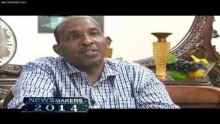 Newsmakers: Aden Duale