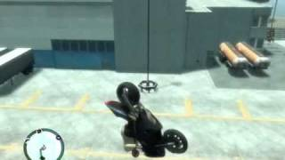 Grand Theft Auto 4: Stunts and Bails Montage: : Papa Skull