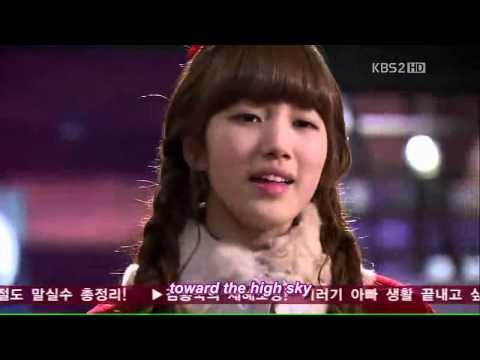 t ara eunjung and miss a suzy amazing duet