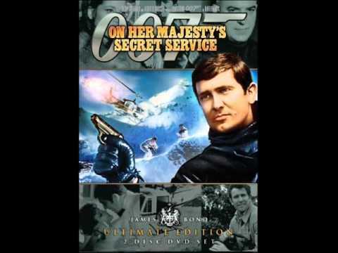 On Her Majesty's Secret Service Theme