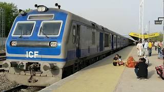 Jaipur- Hisar New Demu train 😋😋😋😋