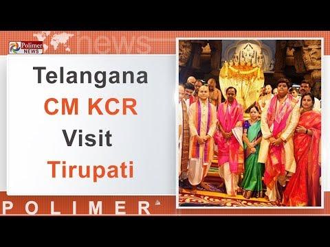 ஏழுமலையான் கோவிலில், தெலங்கானா முதலமைச்சர்  தரிசனம்  குடும்பத்துடன் முதலமைச்சர் சந்திரசேகரராவ் சிறப்பு தரிசனம்  Watch Polimer News on YouTube which streams news related to current affairs of Tamil Nadu, Nation, and the World. Here you can watch breaking news, live reports, latest news in politics, viral video, entertainment, Bollywood, business and sports news & much more news in tamil. Stay tuned for all the breaking news in tamil.  #PolimerNews   #Polimer   #PolimerNewsLive   #TamilNews   #PolimerLive   #PolimerLiveNews   #PolimerNewsLiveinTamil   #TamilNewsLive   #TamilLiveNews  ... to know more watch the full video &  Stay tuned here for latest news updates..  Android : https://goo.gl/T2uStq  iOS         : https://goo.gl/svAwa8  Polimer News App Download : https://goo.gl/MedanX  Subscribe: https://www.youtube.com/c/polimernews  Website: https://www.polimernews.com  Like us on: https://www.facebook.com/polimernews  Follow us on: https://twitter.com/polimernews   About Polimer News:  Polimer News brings unbiased News and accurate information to the socially conscious common man.  Polimer News has evolved as a 24 hours Tamil News satellite TV channel. Polimer is the second largest MSO in TN catering to millions of TV viewing homes across 10 districts of TN. Founded by Mr. P.V. Kalyana Sundaram, the company currently runs 8 basic cable TV channels in various parts of TN and Polimer TV, a fully integrated Tamil GEC reaching out to millions of Tamil viewers across the world. The channel has state of the art production facility in Chennai. Besides a library of more than 350 movies on an exclusive basis , the channel also beams 8 hours of original content every day. The channel has extended its vision to various genres including Reality. In short, Polimer is aiming to become a strong and competitive channel in the GEC space of Tamil Television scenario. Polimer's biggest strength is its people. The channel has some of the best talent on its rolls. A clear vision backed 