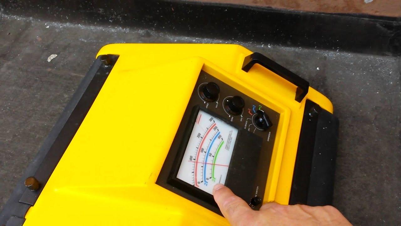 Scanner infiltrazioni acqua su guaina terrazzo - CERCAPERDITE.COM ...