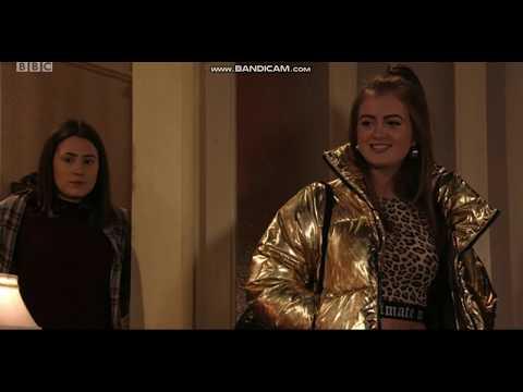 EastEnders - Tiffany Butcher's Return (8th January 2018)