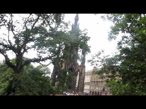 Hello Edinburgh - Vlog 501 (AUGUST/23/2013)