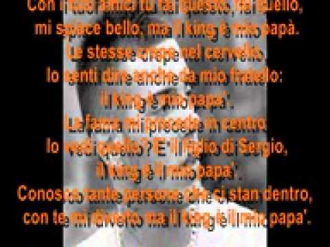 Emis Killa - Il King è Mio Papà (Lyrics)