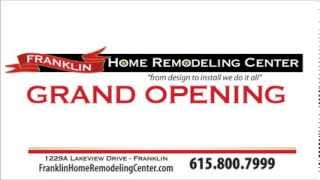Home Remodeling Center Franklin I Kitchen Showroom I Custom Kitchen Remodeling Contractor