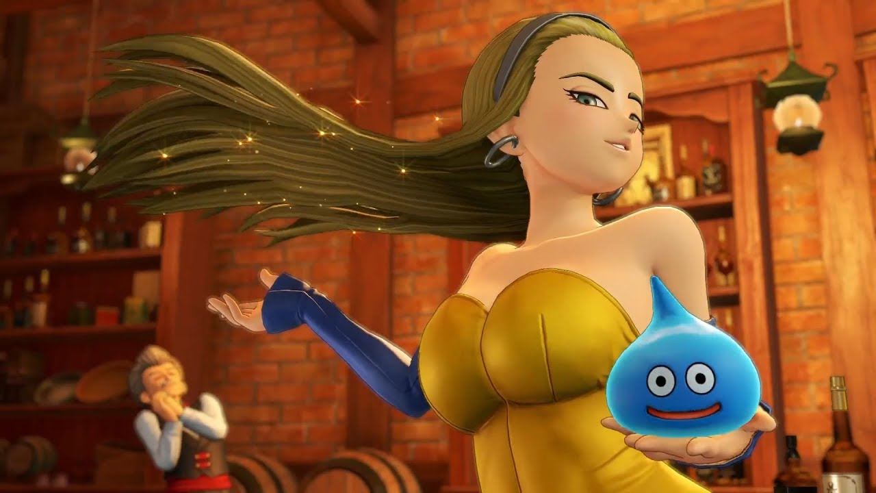 Dragon Quest 11 Kasino