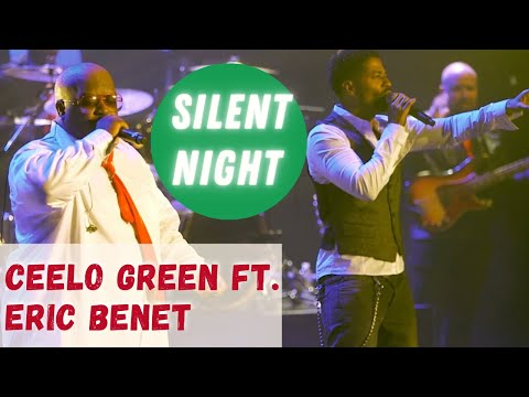 "CeeLo Green feat. Eric Benet - ""Silent Night"" [Live]"