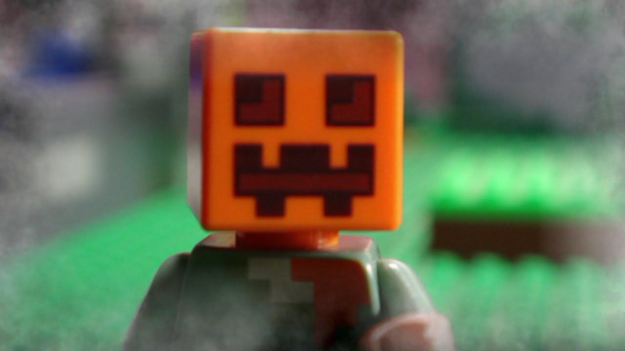 Открываем LEGO минифигурки 14 серия - Монстры (minifigures 14 .