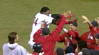 2004 ALCS Gm 4: David Ortiz's walk-off two run homer