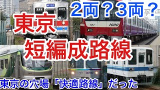 【迷列車で行こう】謎学編 51 3両編成が走る東京の短編成路線は数少ない「穴場の街」で溢れていた thumbnail