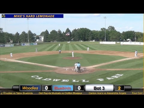 Renner Monarchs vs Sioux Falls Brewers (State A Amateur Championship)