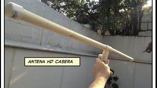 ✔ COMO VER CANALES HD HDTV, CON ANTENA HECHA EN CASA, [ FACIL]