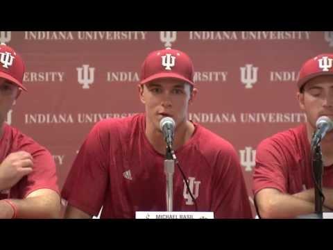 Indiana 2013 Pre-Regional Press Conference