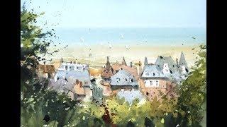 Как рисует художник Сергей Курбатов? Что отвечает за успешность картины? Цвет или Тон?