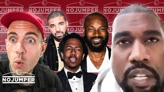 is Kanye West tweaking? Evaluating his claims about Drake, Nick Cannon