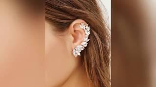 Stylish Cartilage Piercing Earrings - Latest Trends Cartilage Earrings & Jewellery 364