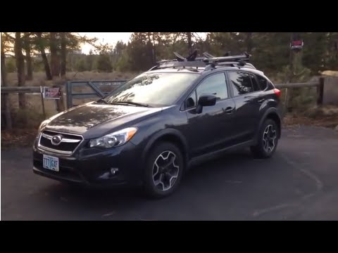 2017 Subaru Xv Crosstrek Review