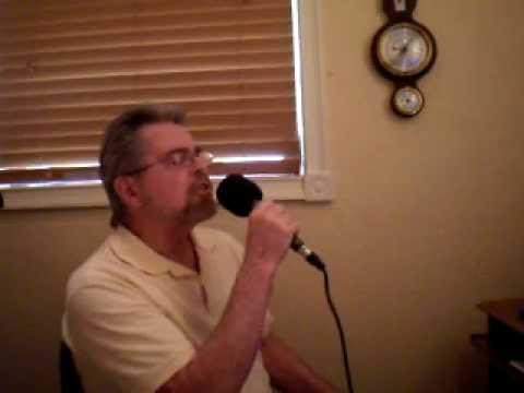 John Allen McKay singing Poison Ivy League. (Karaoke Musical Background)