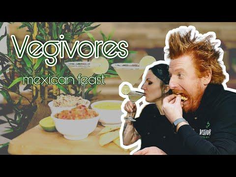 Vegan Mexican Week! – Four Recipes