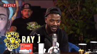 """Ray J Talks """"I Hit It First"""" Pettiness, RayCon Entrepreneurship + More   Drink Champs"""