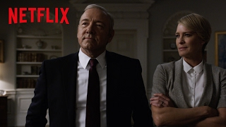 House of Cards | Bande-annonce officielle saison 5 | Netflix [HD]