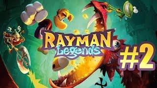 Rayman Legends #2 Ekipa z Plusem