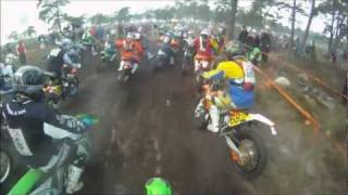 "GGN 2011 ""Elit starten"" kl.12.15 GoPro HD Gotland Grand National"