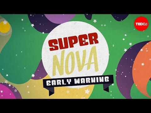Video image: How to detect a supernova - Samantha Kuula