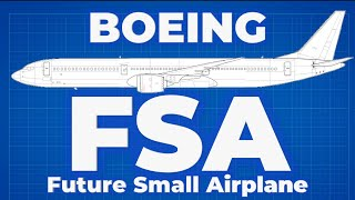 Boeing Could Skip The 797/NMA And Build The Future Small Airplane