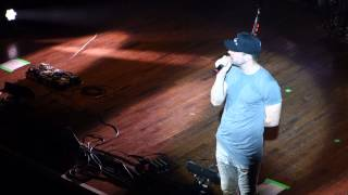 Sam Hunt - Intro/Speakers/Small Town/Ex To See - House of Blues Houston February 2015 Mp3