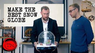 Make the Best Snow Globe | Full Task | Taskmaster