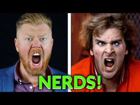 How Not To Be A NERD!!! (and TRULY NOT CARE What People Think)