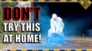Everything NOT To Do With Spray Paint