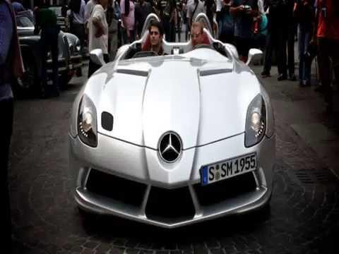 Mercedes Benz Auto Gallery in Frankfurt
